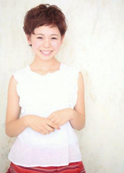 山口美香 スタイリング2